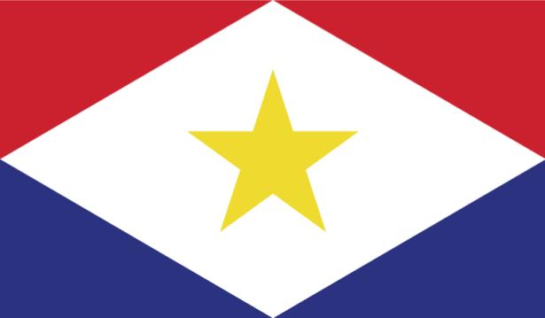 прапор Саби (world-00030)