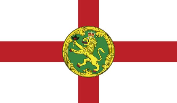 Прапор Олдерні (world-00152)