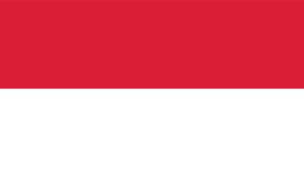 Прапор Індонезії (world-00269)