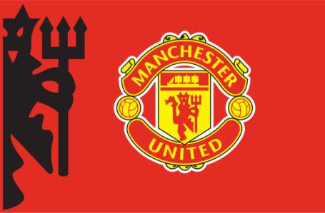Прапор фк Манчестер Юнайтед (football-00036)