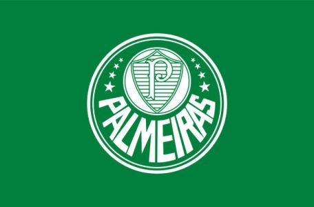 Прапор ФК Палмейрас (football-00075)
