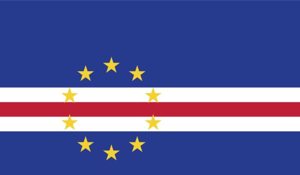 Прапор Кабо-Верде (world-00197)