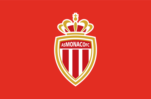Прапор ФК Монако (football-00065)