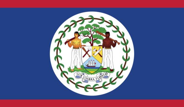 Прапор Белізу (world-00174)