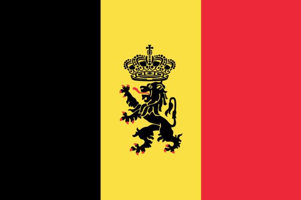 Прапор Бельгії (world-00195)