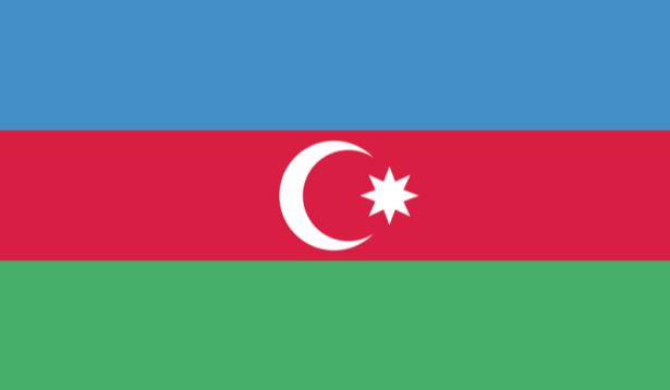 прапор Азербайджану (world-00166)
