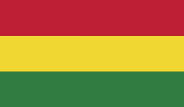 Прапор Болівії (world-00179)