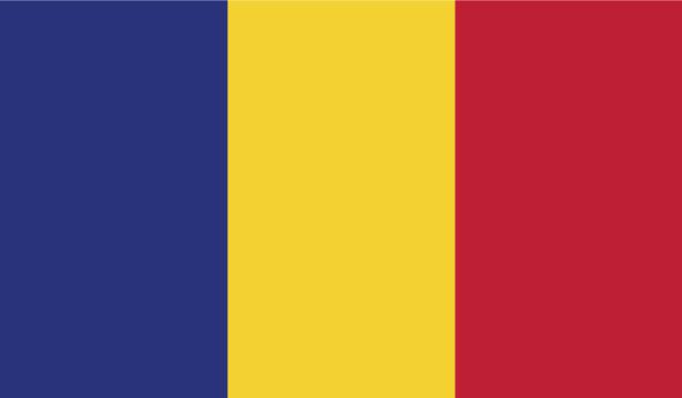 прапор Румунії (world-00027)