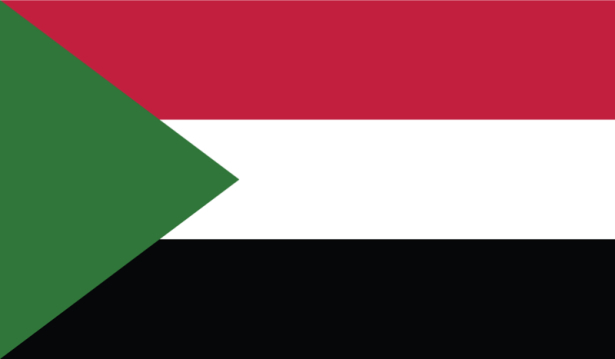 прапор Судану (world-00103)