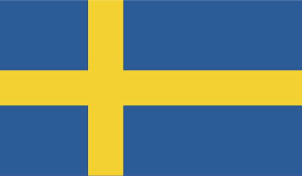 прапор Швеції (world-00106)