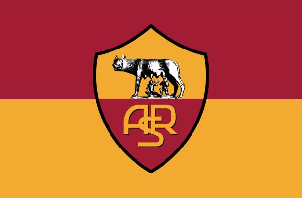 Прапор ФК Спортивний союз Рома (football-00043)