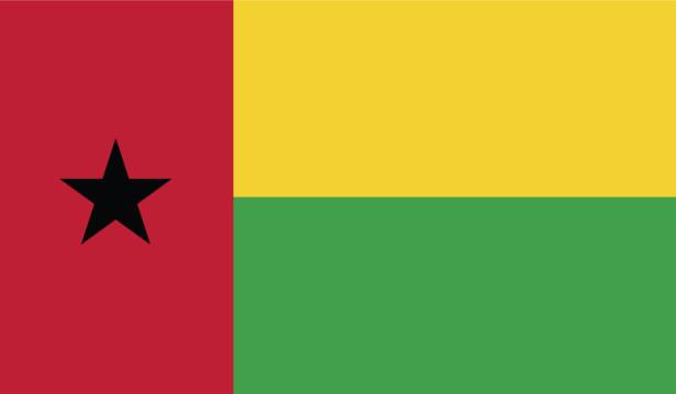 прапор Гвінеї-Бісау (world-00061)