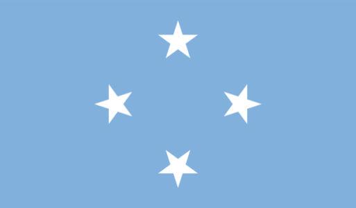 Прапор Федеративних Штатів Мікронезії (world-00267)