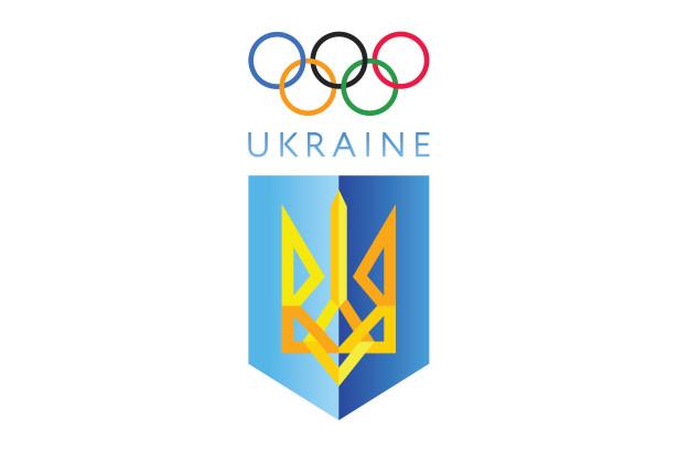 Прапор Національного олімпійського комітету України (flag-191)