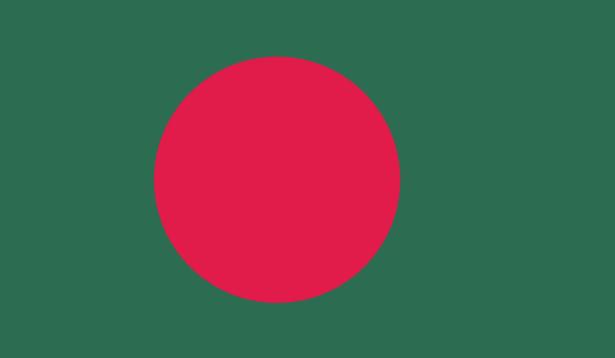Прапор Бангладеш (world-00169)