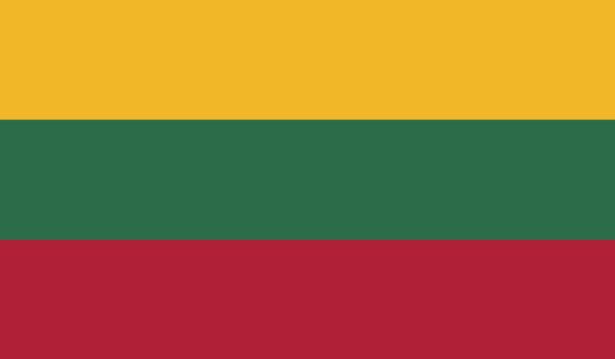 Прапор Литви (world-00251)