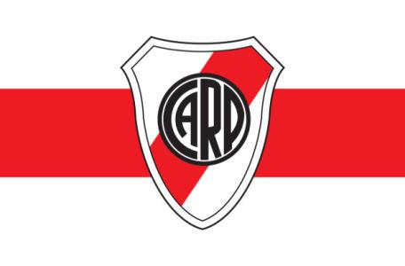 Прапор ФК Рівер Плейт (football-00088)