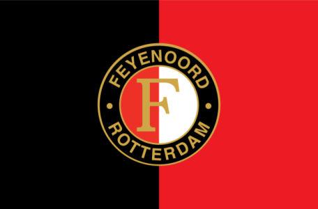 Прапор ФК Феєнорд (football-00096)