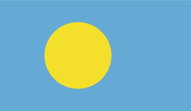 прапор Палау (world-00014)