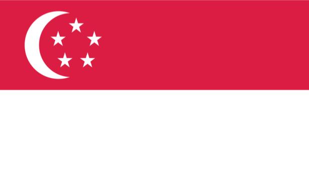 прапор Сінгапуру (world-00050)