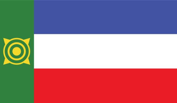 прапор Хакасії (world-00091)