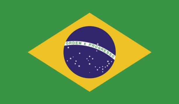 Прапор Бразилії (world-00183)