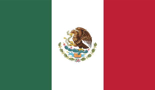 Прапор Мексики (world-00266)