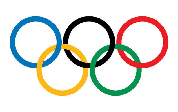 Олімпійський прапор (world-00290)