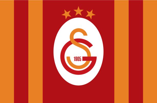 Прапор ФК Галатасарай (football-00091)