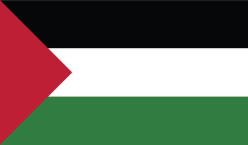 прапор Палестини (world-00015)