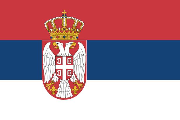 прапор Сербії (world-00046)