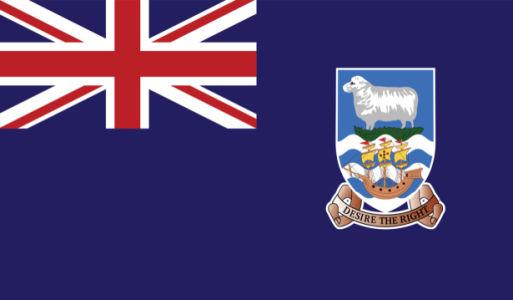 Прапор Фолклендських островів (world-00234)
