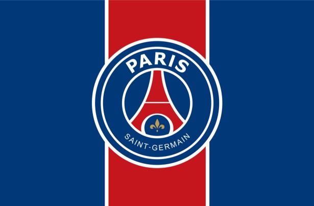 Прапор ФК Парі Сен-Жермен (football-00066)