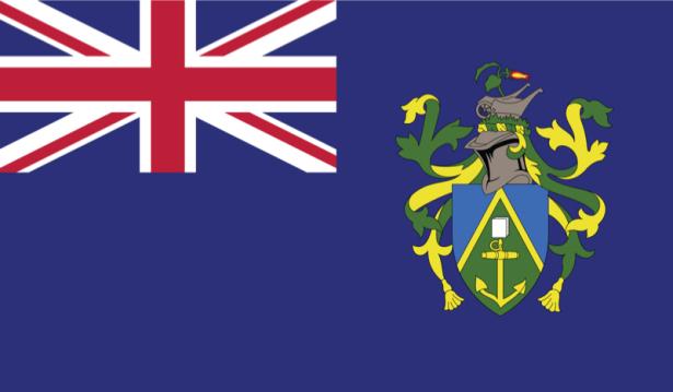 прапор Піткерна (world-00021)