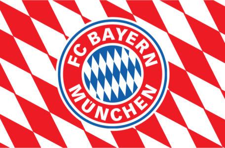 Прапор ФК Баварія (football-00053)