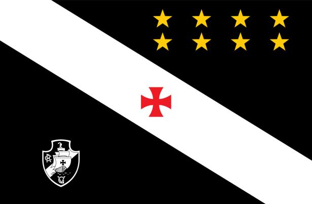 Прапор Ghfgjh AR Васко да Гама (football-00073)