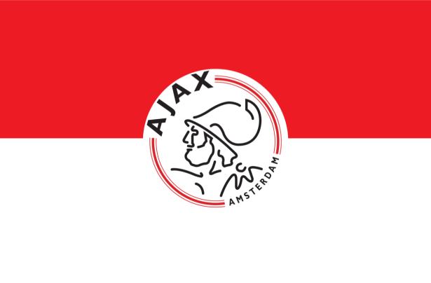 Прапор ФК Аякс (football-00094)