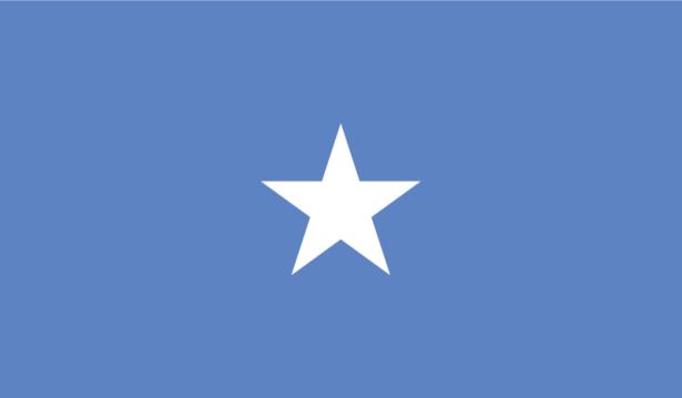 прапор Сомалі (world-00054)