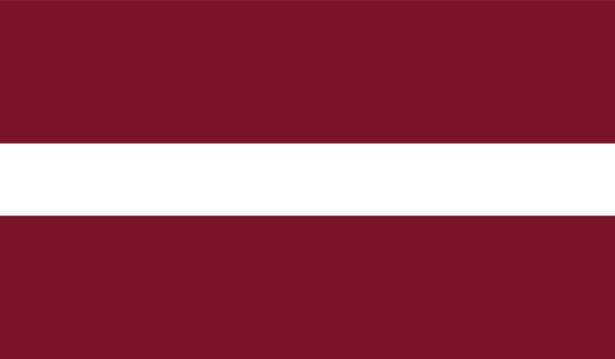 Прапор Латвії (world-00245)