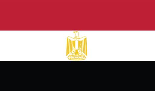 Прапор Єгипту (world-00227)