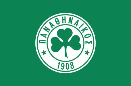 Прапор ФК Панатінаїкос (football-00082)