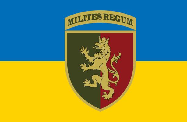Прапор 24 ОМБр (military-00098)