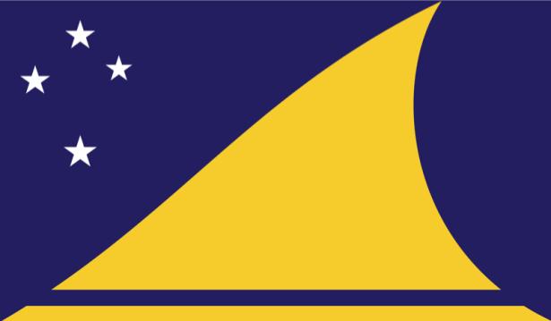 прапор Токелау (world-00116)