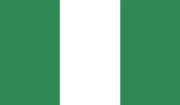 Прапор Нігерії (world-00286)
