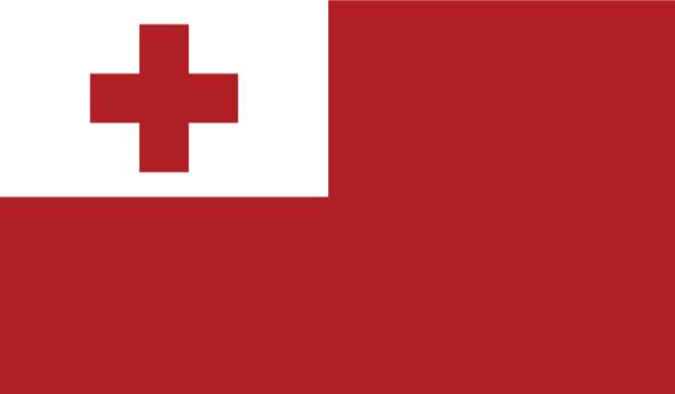 Прапор Королівства Тонга (world-00117)