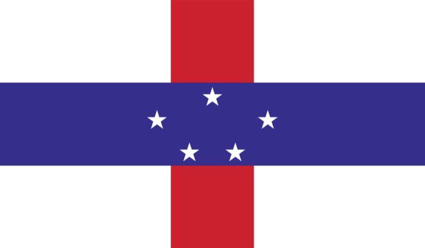 Прапор Нідерландських Антильських островів (world-00281)