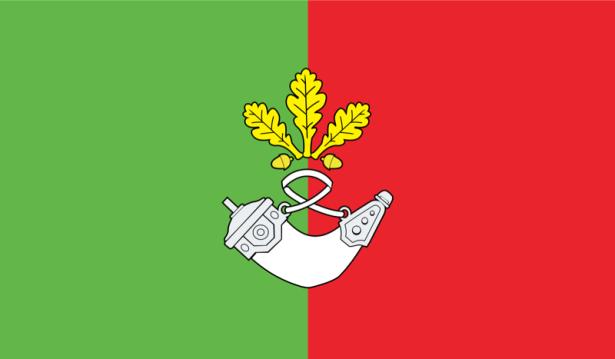 Прапор міста Кривий Ріг (flag-00052)