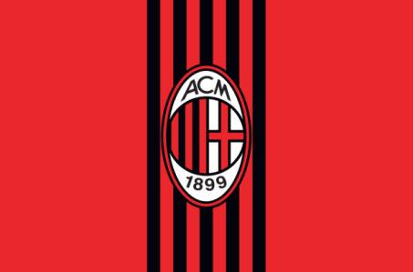 прапор ФК Мілану (football-00023)