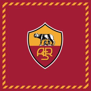 Прапор ФК Спортивний союз Рома (football-00044)