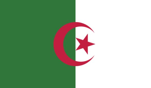 Прапор Алжиру (world-00153)